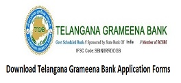 Download Telangana Grameena Bank Application Forms