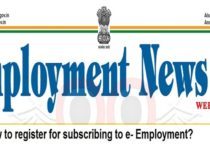 How to register for subscribing to e- Employment?