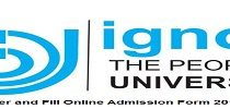 How to Register and Fill Online Admission Form 2018 in IGNOU?