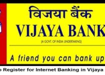 How to Register for Internet Banking in Vijaya Bank?