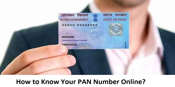 How to Know Your PAN Number Online?