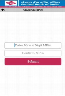 "Click on ""Forgot Your MPin? Click Here"" link"