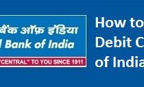 How to Lock/Unlock Your Debit Card in Central Bank of India?