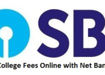 Pay College Fees Online with Net Banking